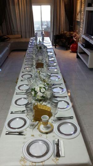 שולחן סועדים לאירוע 1